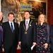IHF2015 Bobby Kerr, Aidan Murphy, Crowe Horwath,Stephen McNally, IHF President, Sarah Duignan, STR Global & Prof Alan Aherne