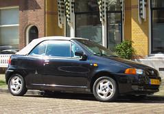 1999 Fiat Punto Cabrio 85 16v ELX (rvandermaar) Tags: punto fiat 1999 cabrio 85 cabriolet elx 16v fiatpunto puntocabrio fiatpuntocabrio sidecode6 35nldk