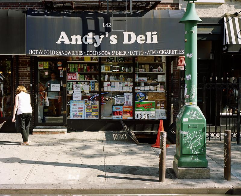 Andy s Deli.