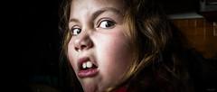L'Insoumise / The Rebellious (Pentax MX-1) (Alexandre LAVIGNE) Tags: portrait expression grimace enfant menace ambiance surlevif dédain louisengival pentaxmx1 format2351