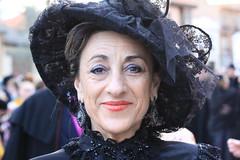 LA  SEÑORA (maita2008) Tags: españa toro zamora castillayleón laseñora bodadecarnaval carnaval2015