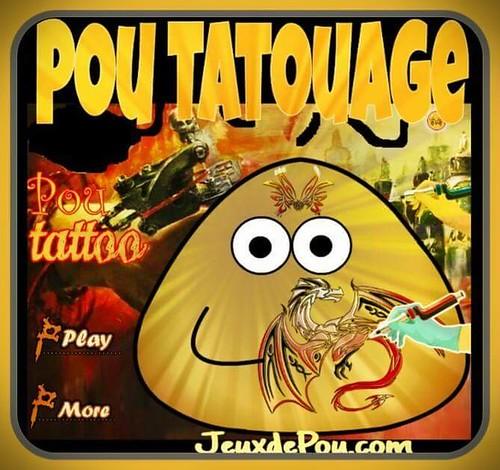 Pou Games image