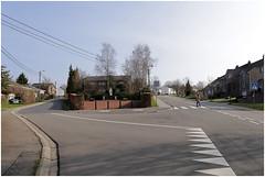 belgium 76 (beauty of all things) Tags: belgium crossroads kreuzung belgien urbanes hauset