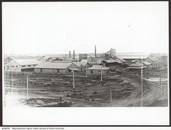 View of Adelaide Cement Co. Ltd. works at Birkenhead. - Photograph courtesy of the State Library of South Australia (paelocalhistory) Tags: industry cement birkenhead adelaidebrightoncement adelaidecementco statelibraryofsacollection