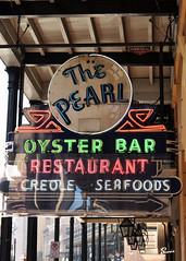 The Pearl (ronnie.savoie) Tags: pearl restaurants neworleans stcharlesavenue neon louisiana thepearl