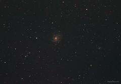 M101 Pinwheel galaxy (Themagster3) Tags: night galaxy astrophotography astronomy nightsky m101 pinwheelgalaxy