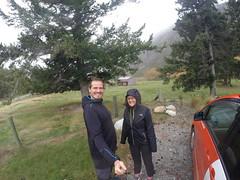 Photo de 14h -  Sur la route du mont Cook  (Nouvelle-Zélande) - 27.04.2014