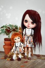 Kitten dressed girls~