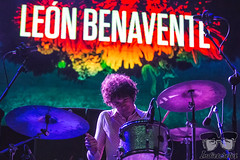 León Benavente @ Sansan Festival (03/04/2015)