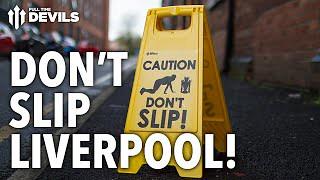 DONT SLIP, LIVERPOOL! | STEVEN GERRARD Prank! | Manchester United