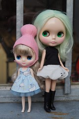 Simply Peppermint & Middie Twinkle Princess