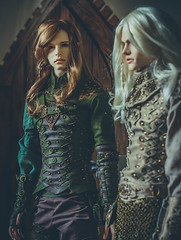 Comandante and Algvir (4) (toriasoll) Tags: doll dolls bjd abjd balljointeddoll balljointeddolls asianballjointeddolls asianballjointeddoll granadodoll garanado granadodolls