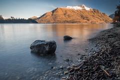 The Shallow End (duncan_mclean) Tags: newzealand lake water landscape rocks boulders lee queenstown lakewakatipu shallows polariser walterpeak cecilpeak leefilters littlestopper