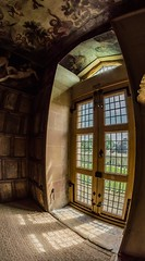 French Doors - Bolsover Castle (AngelCrutch) Tags: derbyshire windows frenchdoors bolsover bolsovercastle castle littlecastle view history britishhistory uk englishheritage elysiumcloset