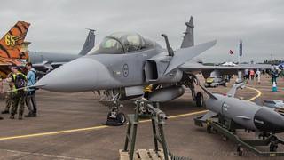 821 | Swedish Air Force | SAAB JAS 39  GRIPEN
