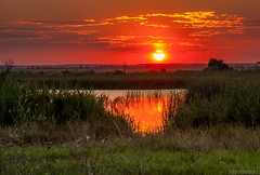 Durankulak sunset () Tags: sunset lake sun happy joy enjoy durankulak sumertime summer reflection bulgaria krapetz