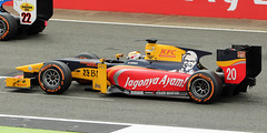 GP2 Antonio Giovinazzi Prema Racing (David Russell UK) Tags: auto england italy sport race cat italian transport grand racing prix silverstone british motor 20 antonio motorsport prema 2016 gp2 giovinazzi