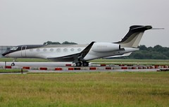 N891WW Stansted 12 July 2016 (DeanosMadAboutPlanes) Tags: n891ww gulfstream g650 egss stn stansted