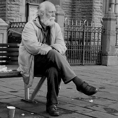 Deep In Thought About A Life Past ... (TopSausageLobber) Tags: flowers autumn trees winter light sea summer england sky usa cloud lighthouse mountains castles love dogs water birds animals sex wales canon river dark nude scotland spring nikon women stream jets lakes lakedistrict waterfalls beaches snowdonia nationaltrust birdsofprey pensioner englishheritage fujixt