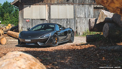 570s (Gaetan | www.carbonphoto.fr) Tags: auto car speed switzerland great fast automotive exotic mclaren coche driver incredible legend luxury supercar hypercar worldcars 570s carbonphoto