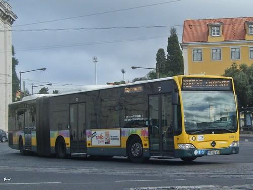 Mercedes Citaro 4608 de Carris Lisboa