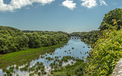 A Bridge too Far (kitwilliams91) Tags: uk bridge summer wales wonderful place near pembrokeshire stackpole haverfordwest