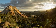 Kolob Terrace Sunset [Explore] (cll) Tags: zion national park kolob terrace road sunset utah