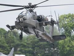McDonnell Douglas AH-64D Apache (Nigel Musgrove-1.5 million views-thank you!) Tags: q18 2016 ah64d apache fairford raf riat royalnetherlandsairforce