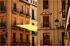 Maisons, plaza de las Pasiegas, Granada, Andalucia, Espana (claude lina) Tags: claudelina espana spain espagne andalucia andalousie granada grenade ville town