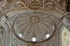 2016 04 27 106 Mezquita-Catedral de Córdoba (Mark Baker.) Tags: 2016 andalucia april baker córdoba eu europe mark spain catedral cathedral ceiling city day european indoor mezquita mosque photo photograph picsmark spring union urban