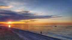Tramonti a Nord-Ovest (Kumo Moku) Tags: capodorlando sicilia sicily italia italy sunset mare sea