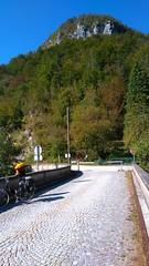 Italy, Slovenia bike trip