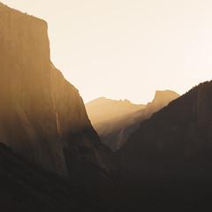 First Light at Yosemite (Bryan Buchanan) Tags: yosemite yosemitenationalpark landscape morning goldenhour sunrise elcapitan california halfdome sony sonya7ii