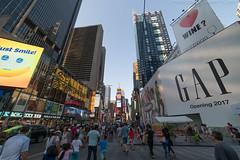 Times Square (noaxl.berlin) Tags: manhatten sony a7rii samyang rokinon walimex 14mm newyork ny architektur architecture skyscraper night lights skyline bridge stars subway metro timessquare