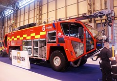 Manchester Airport Fire Service Oshkosh Striker (MJ_100) Tags: emergencyservices emergencyvehicle fireservice firebrigade firedepartment firerescueservice fireengine crashtender crashtruck oshkosh striker manchesterairport manchesterairportfireservice arff airportrescueandfirefighting