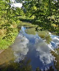 161008_0009 (larseriksfoto) Tags: stlars park  hje lund skne scania dmctz70 dmczs50 clouds moln water vatten spegling reflection