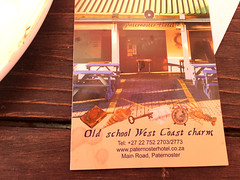Paternoster Hotel (RobW_) Tags: africa west hotel coast march south western tuesday cape paternoster 2015 mar2015 10mar2015