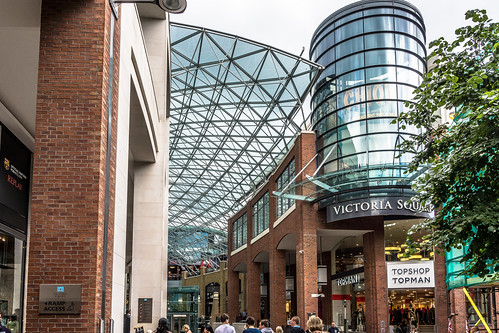 Victoria Square Shopping Centre In Belfast REF-102888
