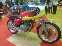 Honda CB 400 N 1980 Caf Racer (EasyriderFXDWG) Tags: bike japan honda twin motorcycles moto 1980 400cc 4t fourstroke bcane cafracer bicylindre cb400n