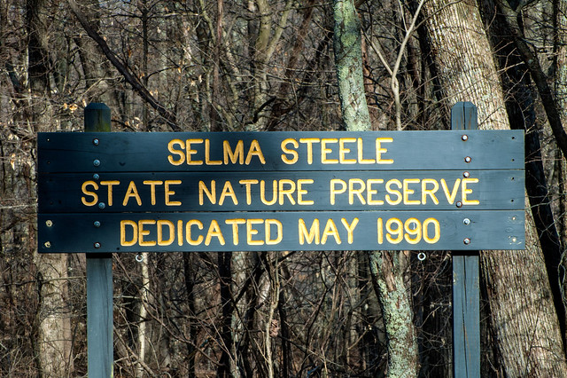 Selma Steele Nature Preserve - March 21, 2015