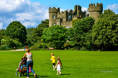 Malahide Castle (mags.molina) Tags: ireland dublin castle europe touristattraction d7000