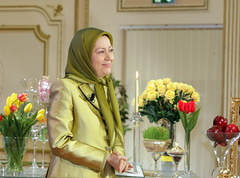Maryam Rajavi – Persian New Year celebration - Office of the NCRI – 20 March 2015-8 (maryamrajavi) Tags: new camp liberty iran year prison iranian maryam mek norooz norouz nowrooz nowrouz سال مريم ايران تهران مسعود آزادي ashraf khamenei بهشت زهرا mko سياسي يونس عراق rajavi نو pmoi gohardasht اشرف سوريه faqih jabbari radjavi oppositionleader reyhaneh mojahedin maryamrajavi مادران رجوي velayate rayhaneh اتمي زندانيان mujahedinekhalq maryamradjavi ليبرتي خاوران rouhani مذاكرات خودسوزي نوروز94 شهيدان mcriran mojahedeen