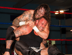 Jaxson James, Breaker Morant-3 (bkrieger02) Tags: wrestling squaredcircle super8 prowrestling professionalwrestling ecwa sportsentertainment ecwasuper8