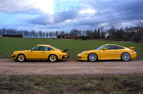 911 porsche 996 gt3