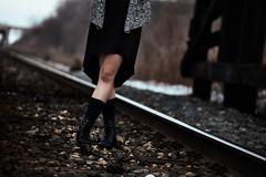 New places (JCN Images) Tags: railroad bridge train legs mark iii tracks rail 5d