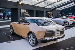 2014 Nissan IDx FreeFlow Concept (el.guy08_11) Tags: paris france ledefrance nissan voiture collection conceptcar 2014