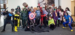 DC Galore (l plater) Tags: cosplay dccomics sydneyolympicpark supanovaexposydney2016