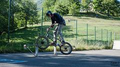 Arthur crank arm Cauterets (Trialxav) Tags: nikon d700 trialxav bmx tricks cauterets skatepark volume tsg 20