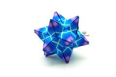 - (Akizhi) Tags: origami modular unit paper art design kusudama crafts artwork papercraft