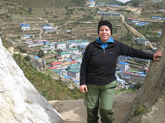 Khumbu (wronskydk) Tags: hananjahnsen namchebazar khumbu nepal